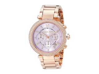 Michael Kors Collection Mk6169 Parker Rose Gold Lilac