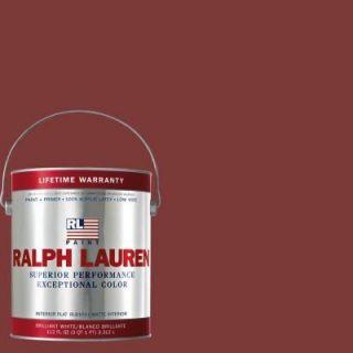 Ralph Lauren 1 gal. Hunting Coat Red Flat Interior Paint RL2216F