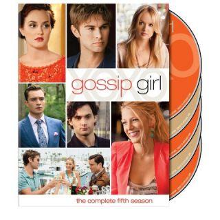 Gossip Girl: The Complete Fifth Season [5 Discs]