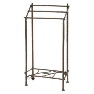 Pine 22 Wall Mounted Towel Bar by Stone County Ironworks