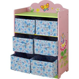 Corzano Designs Adorable kids Toy Organizer