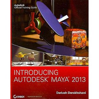 Introducing Autodesk Maya 2013