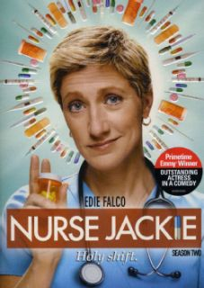 Nurse Jackie: Season 2 (DVD)   Shopping