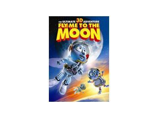 Fly Me to the Moon Kelly Ripa (voice), Nicollette Sheridan (voice), Tim Curry (voice), Christopher Lloyd (voice), Robert Patrick (voice), Buzz Aldrin (voice), Adrienne Barbeau (voice), David Gore &#40