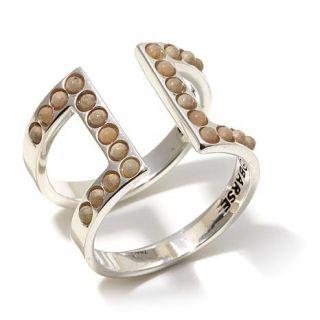 Studio Barse Gemstone Sterling Silver Open Shank Ring   7922311