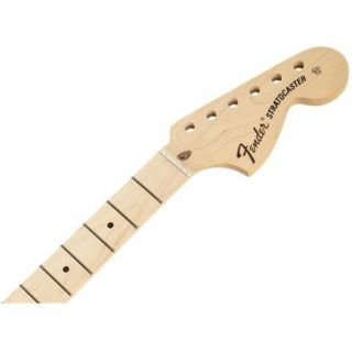 Fender USA Strat C Neck   Maple Fingerboard with 70s Headstock, 22 Jumbo Frets 0995602921