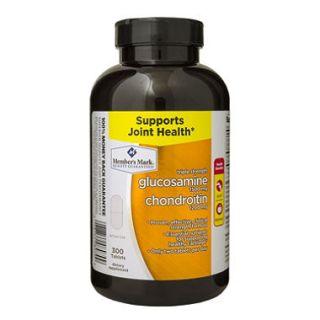 Members Mark Triple Strength Glucosamine Chondroitin (300 ct.)
