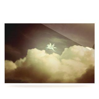 Pegasus by Richard Casillas Graphic Art Plaque by KESS InHouse