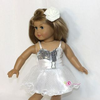 Arianna Prom Dress for 18 American Girl Doll
