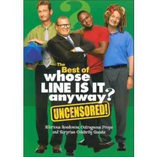 The Best of Whose Line is it Anyway? (Uncensored) (2 Discs)