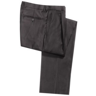 Hickey Freeman Worsted Wool Dress Pants (For Men) 9068W