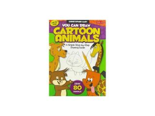 Walter Foster You Can Draw Cartoon Animals