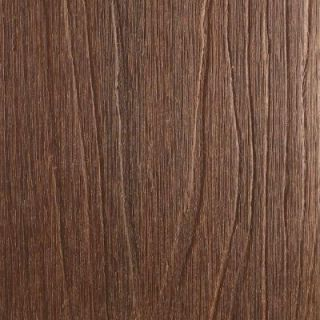 NewTechWood UltraShield Naturale Cortes Series 1 in. x 6 in. x 1 ft. Brazilian Ipe Solid Composite Decking Board Sample US07 16 N IP S