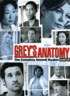 Greys Anatomy: Season 2 (DVD)   Shopping