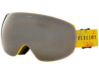 Electric Eyewear Eg3 Cartoon Yellow Bonus Lens, Eyewear, Yellow