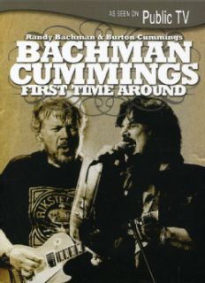 Bachman Cummings First Time Around (DVD)   Shopping   Big