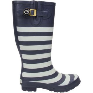 Penn State Nittany Lions Lillybee U Womens Rain Boots with Logo Snap