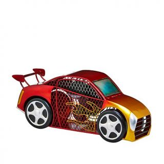 DecoBREEZE Single Speed Race Car Figurine Fan   8214801