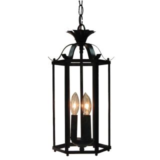 Forberg 9 in Antique Bronze Single Clear Glass Pendant