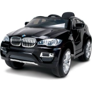 Huffy BMW X6 6 Volt Battery Powered Ride On, Black