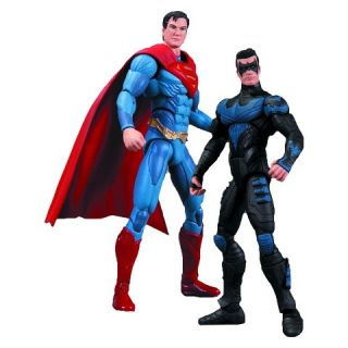 DC Collectibles Injustice Nightwing vs. Superman Action Figure