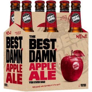 The Best Damn Apple Ale, 12 fl oz, 6 pack
