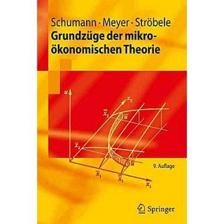 Broad microeconomic theory (Springer Lehrbuch)