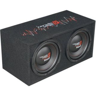 "Cerwin Vega Mobile BKH212 12"" Bass Kit System (1,000W, HED Subwoofers)"
