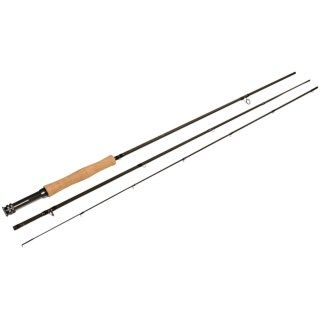"March Brown Perfection Fly Fishing Rod   9'6"", 3 Piece 5203T 59"