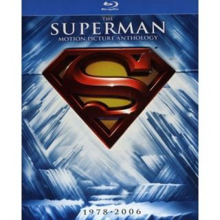 The Superman Motion Picture Anthology 1978 2006 (Blu ray) (Widescreen)