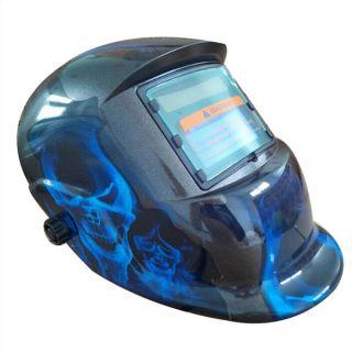 Auto Darkening Solar Welding Helmet ARC TIG MIG Weld Welder Lens