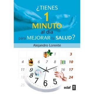 Tienes un minuto al d?a para mejorar tu salud? / Improve Your Health in Just One Minute per Day