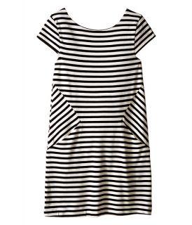 Kate Spade New York Kids Stripe Bow Dress (Big Kids)