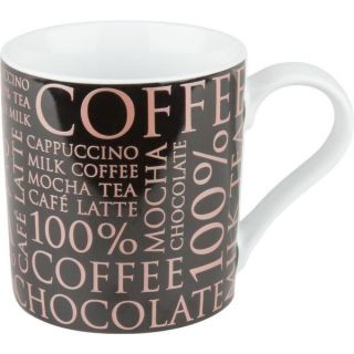 Konitz 100 percent Coffee Black (Set of 4)   16273576