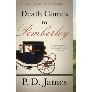 Death Comes to Pemberley by P. D. James (Paperback)