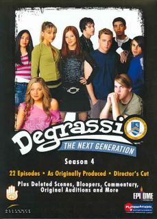 Degrassi: The Next Generation   Season 4 (DVD)   Shopping