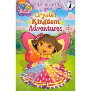 Dora The Explorer Value Pack #4: Crystal Kingdom Adventures / Dora and the Baby Crab / Dora Helps Diego! / Puppy Takes a Bath / I Love My Mami! / Follow Those Feet!