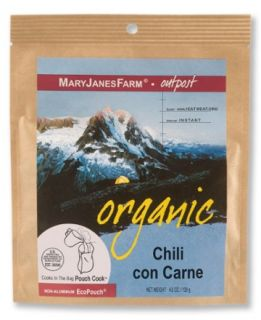 MaryJanesFarm Organic Chili con Carne   Single Serving