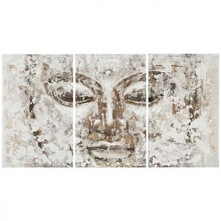 Safavieh 3 piece Buddha Painting   7555394