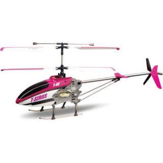 "Riviera 32"" Shuttle Cam Helicopter (Purple) RIV T40CR"