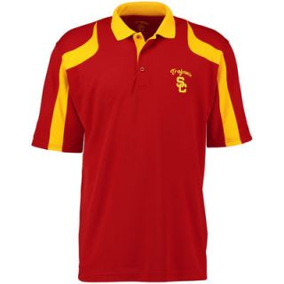 USC Trojans Wilshire Polo   Cardinal