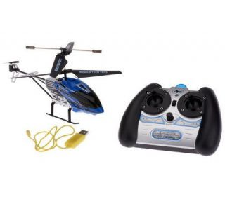 Nano Hercules Light Up 3.5 Channel Gyro RC Helicopter —