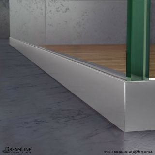 Dreamline SHDR 3234343 01 Linea Chrome Shower Doors