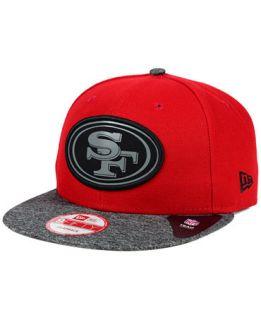 New Era San Francisco 49ers Gridiron Hook 9FIFTY Snapback Cap   Sports