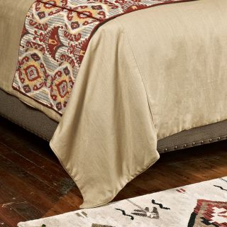 Calistoga Panel Tailored Bedskirt by Silverado Home