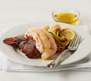 Lobster Gram (8) 8 9 oz. Lobster Tails with Butter —
