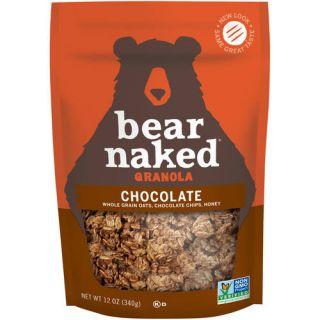 Bear Naked Chocolate Granola, 12 oz: Breakfast & Cereal