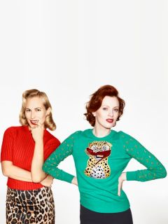 Charlotte Olympia X Karen Elson sweater  Save The Children US