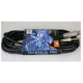 Technical Pro C QXF 183 2 1/4 to XLR Female Audio Cable, 18 Gauge CQXF182