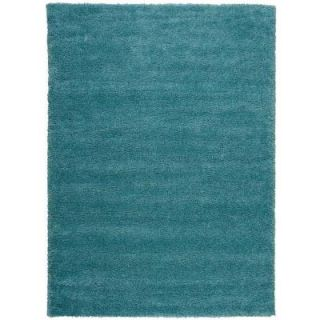 Nourison Amore Aqua 7 ft. 10 in. x 10 ft. 10 in. Area Rug 150295